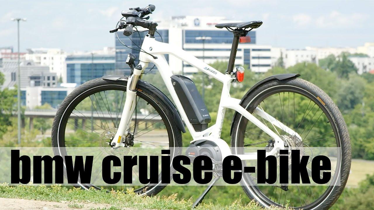 test bmw cruise e bike roweru z silnikiem elektrycznym. Black Bedroom Furniture Sets. Home Design Ideas