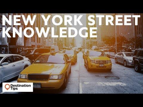 New York Street Knowledge!