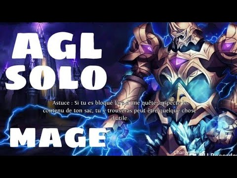 Solo AGL As Mage - S3 Version - Order And Chaos - Grobert OAC