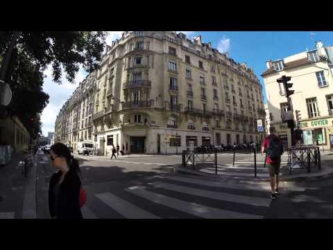 5th Arrondissement, Paris, France - 9/14