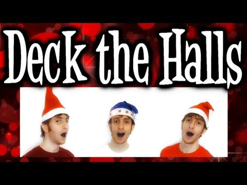 Deck The Halls - A Cappella cover - Julien Neel [sent 3 times]