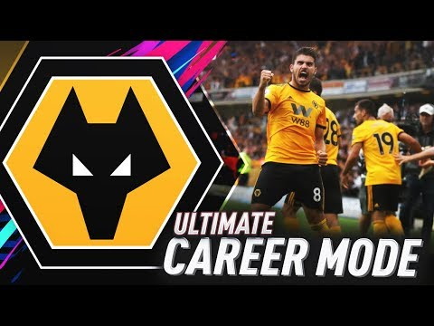 AMAZING 90TH MINUTE WINNER!!! FIFA 19 WOLVES ULTIMATE CAREER MODE #18