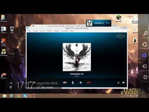 Tutorial Clownfish - Skype -
