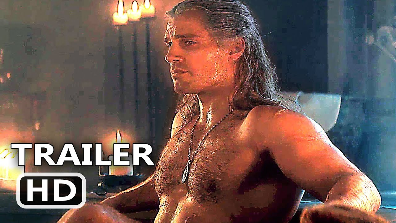 THE WITCHER Trailer # 3 (2019) Henry Cavill Sci Fi Series