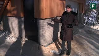 Необычные детали концепции комфортного дома // FORUMHOUSE