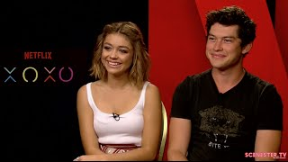 Baixar Sarah Hyland and Graham Phillips Interview About XOXO - EDM Festival Dream-Chasing Drama on Netflix