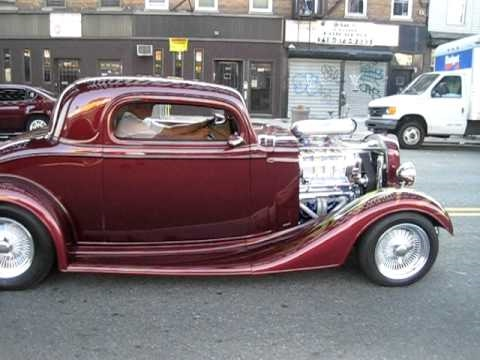 1934 CHEVY COUPE FOR SALE - YouTube