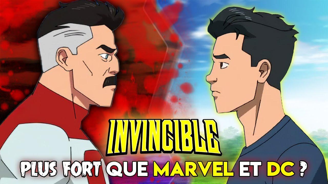 Download INVINCIBLE : plus MATURE que MARVEL et DC réunis ? - Ermite Moderne