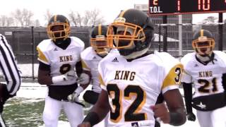 Football - Detroit King vs Livonia Franklin