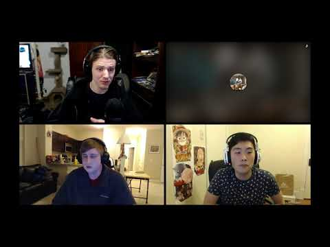 TOP LANE DISCUSSION featuring Weeknd, FoggedFTW, Lyroc.
