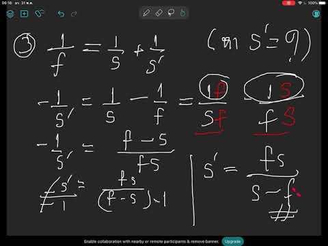 Pre-calculus 1 พีชคณิต : การแก้สมการตัวแปรที่อยู่ในสูตร - ตัวอย่าง (12 of 80)