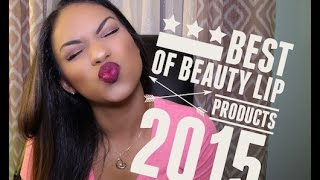 best of beauty lip products   2015