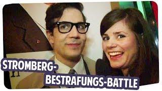 Simon Gosejohann an den Arsch gefasst - Stromberg After-Party