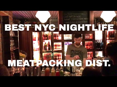 New York Nightlife - Meatpacking District
