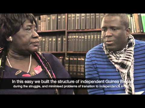 Amilcar Cabral, Guinea and the PAIGC