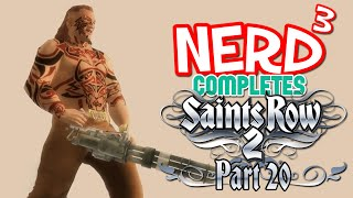 Nerd³ Completes... Saints Row 2 - 21 - The Shipment