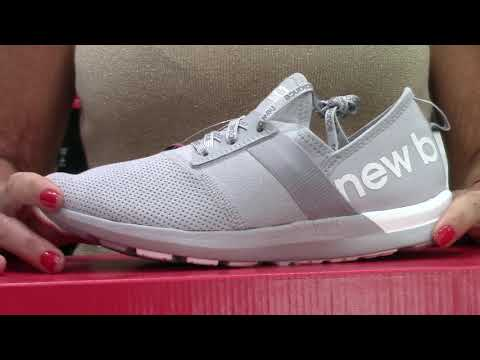 Repeat NEW BALANCE MUJER: NB FUELCORE GRISES: Nuevas New