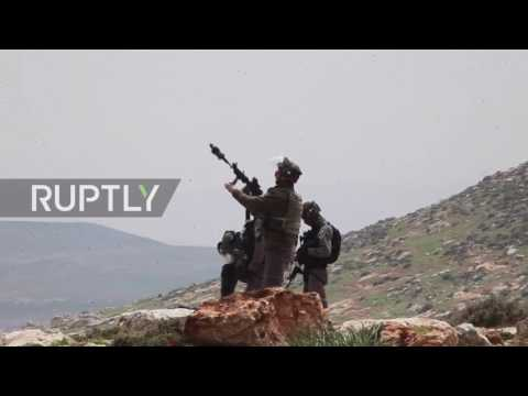 State of Palestine: IDF opens fire on anti-settlement protesters, injuring at least 12
