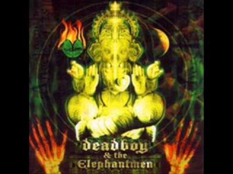 Momentarily Lost in Space - Deadboy & the Elephantmen