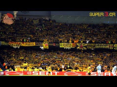 8.000 crazy ARIS fans in Manchester | SUPER3 Official