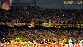 8.000 crazy ARIS fans in Manchester | SUPER3 Official