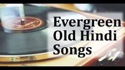 evergreen hindi instrumentals songs