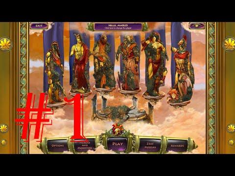 Marlo ile Heroes of Hellas 4 Birth of Legend Oynuyoruz | Bölüm #1 |