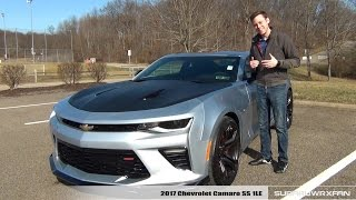 Review: 2017 Chevrolet Camaro SS 1LE (Manual)