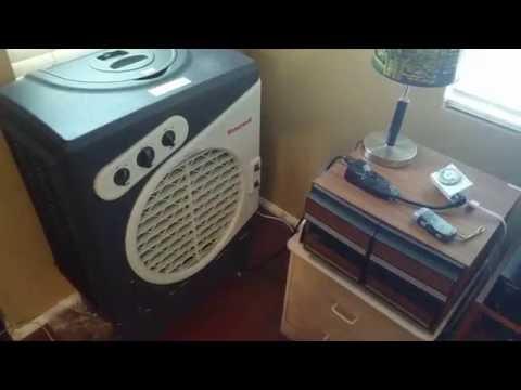 Honeywell co60pm Evaporative Cooler 6-20-16
