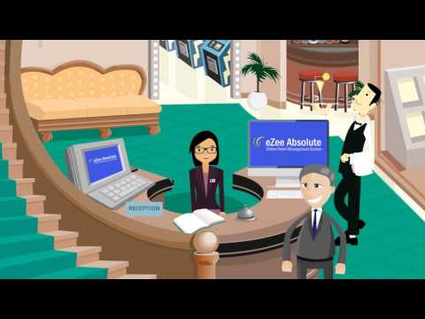 Best Hotel Management System | #1 Hotel Software on Cloud