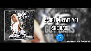 Cardi B. (Feat. Yg) - She Bad