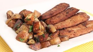 Crispy Sausage & Potatoes Recipe - Laura Vitale - Laura In The Kitchen Episode 892