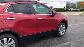 2018 Buick Encore Gurnee, Waukegan, Kenosha, Arlington Heights, Libertyville, IL B9122