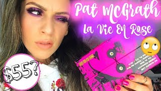 Pat McGrath La Vie En Rose Eyeshadow Palette... WOW