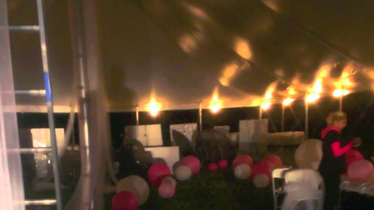 Tent Decoration For Wedding And Events Youtube