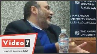 بالفيديو..حسن عزازى:السوق المصرى له الأولية فى إطلاق جهاز تشخيص