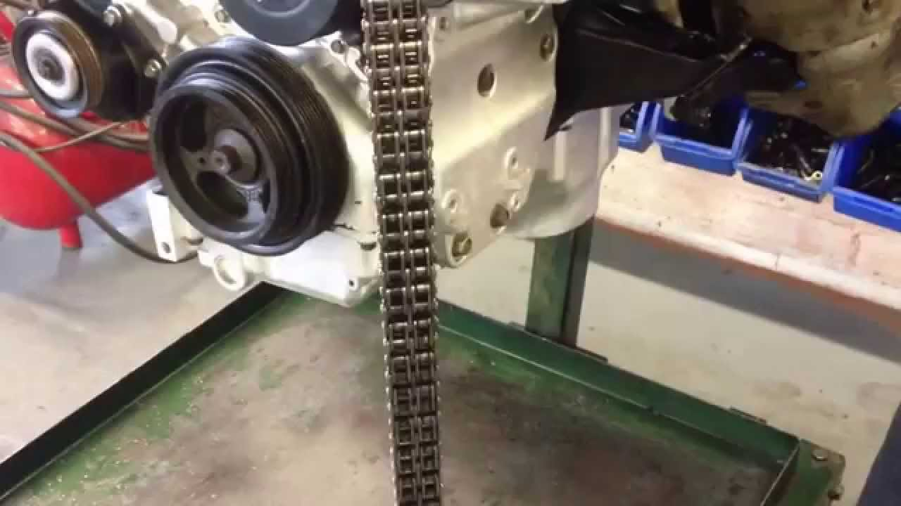 Nissan Navara D40 Engine Rebuild