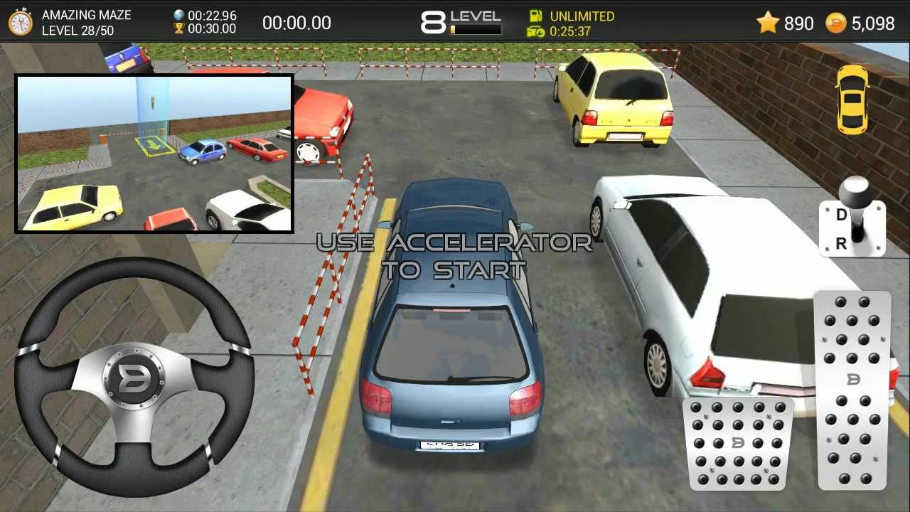 Play Free Car Parking Games 3d : Free Parking Simulator ...