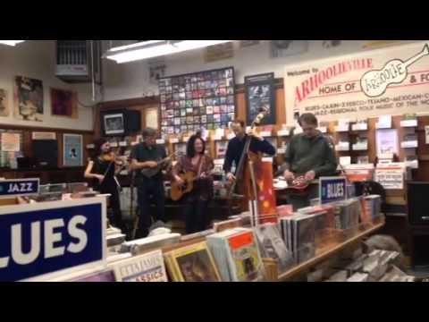 Kathy Kallick Band at Down Home Records