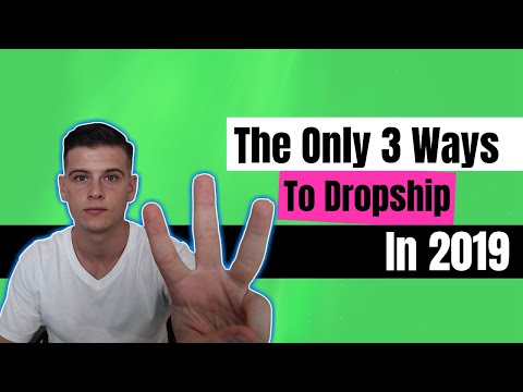 How To Dropship On eBay In 2019 | Best Ways For eBay Dropshipping