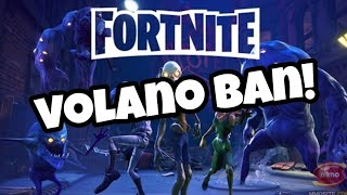Is EPIC starting to ban for glitch use?! - Fortnite saves the world