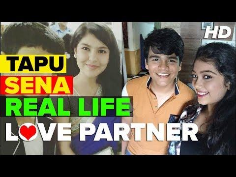 Tapu Sena Real Life Love Partner   Taarak Mehta Ka Ooltah Chashmah - तारक मेहता