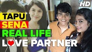 Tapu Sena Real Life Love Partner | Taarak Mehta Ka Ooltah Chashmah - तारक मेहता