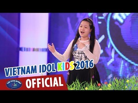 VIETNAM IDOL KIDS - THẦN TƯỢNG ÂM NHẠC NHÍ 2016 - BÓNG CÂY KƠ NIA & I WILL SHOW YOU - THỦY TIÊN