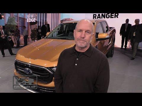 Ford Ranger Returns for 2019