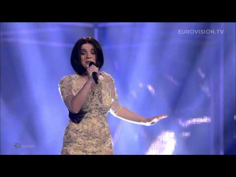 Hersi - One Night's Anger (Albania) LIVE 2014 Eurovision Song Contest First Semi-Final
