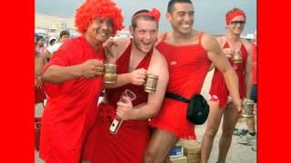 Invitación 4º Red Dress Hash Nº617 La Punta-Callao 28NOV15
