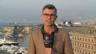Daniel Hechler zur aktuellen Lage in Beirut am 12.08.20