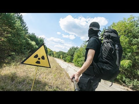 Journey Across Chernobyl Exclusion Zone | Part 1