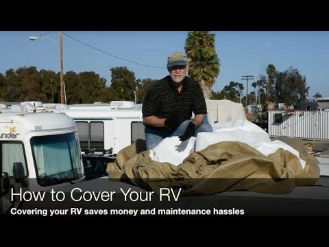 How to Cover Your RV